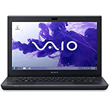 Sony VAIO SVS13A3Z9ES 33,8 cm (13,3 Zoll) Notebook (Intel Core i7 3540M, 3GHz, 12GB RAM, 256GB HDD, NVIDIA GT 640M LE (2GB), Intel HD 4000, Blu-ray Brenner, LTE, Win 8 Pro) Gun Metallic