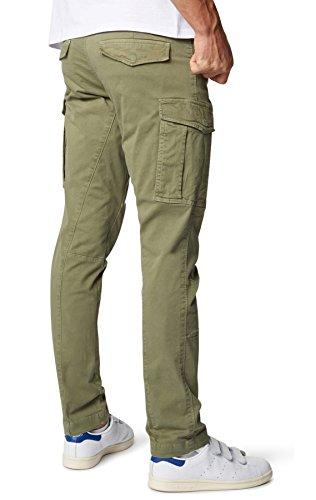 WOTEGA Herren Cargohose Chino Cargo Hose Daryl deep lichen green (0312)