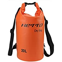 c6594b14bc RUNATURE Dry Bag, Borsa Impermeabile 10L 20L Sacca Stagna Sacchetto  Impermeabili Sacchi Asciutti per Rafting