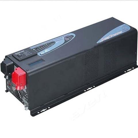 ZODORE vfp série 1000W crête 3000W courant à onde Pure sinusoïdale Chargeur 60A, 12V/220V, écran LCD, courant à onde Pure sinusoïdale/Solution combinée pour Off Grille Système Solaire, Onduleur/Chargeur AC/Interrupteur de transfert/charger. solaire Tout en un. de haute qualité.