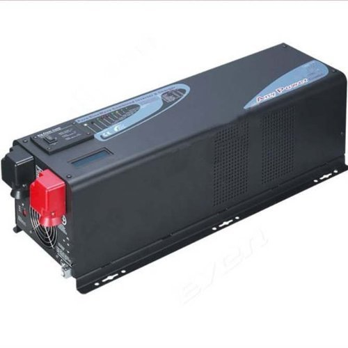 ZODORE PFA Series 12v/220v 3000w peak 9000w Pure Sine Wave Inverter Charger with Stabilizer Automatic Voltage Regulator (AVR),Inverter/ac Charger/transfer Switch/AVR