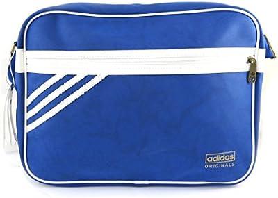 Azul real bolsa de hombro 'Adidas'.