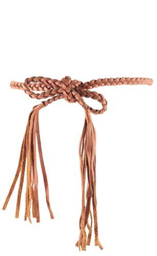 Histoiredaccessoires - ceinture cuir femme -...