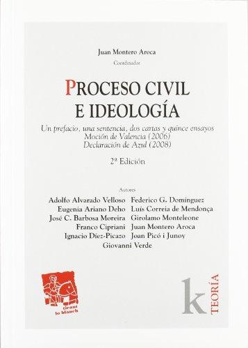 Proceso civil e ideología