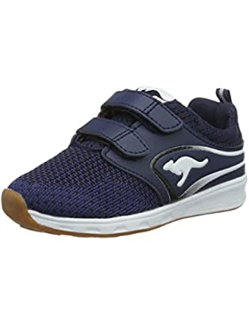 KangaROOS Unisex-Kinder Ron I V Sneaker