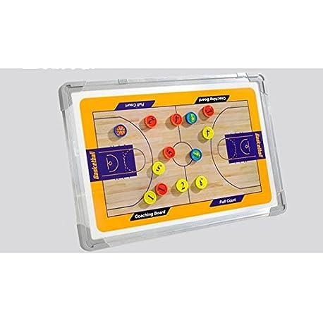 Ambos lados rbitro de baloncesto t ctica Kit Junta deporte estrategia Junta entrenadores t ctica carpeta
