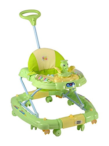 Mee Mee Engine Walker cum Rocker (Colours May Vary)