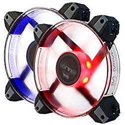 In Win Polaris RGB (Twin Pack) ventilatore per PC
