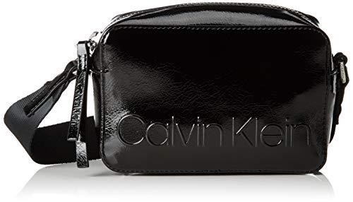 dged Camera Bag S Umhängetasche, Schwarz (Black) 7x12x18 cm ()