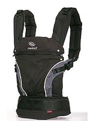 manduca First Babytragen / Das Original aus Hanf und Biobaumwolle / Patentierte Rückenverlängerung / Mitwachsend von 3,5 kg bis 20 kg