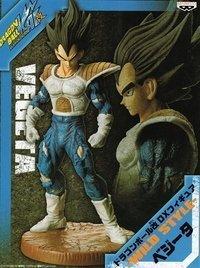 Dragon Ball Kai DX Figure WILD STYLE Vegeta (Japon import / Le paquet et le manuel sont ?crites en japonais)