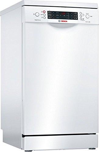 Bosch SPS66PW00E Geschirrspüler Freistehend/A++/197 kWh/Jahr/2380 L/jahr/Aqua Sensor/Active Water Hydrauliksystem/weiß