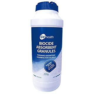 GV Health Urine and Vomit Biocide Absorbent Granules
