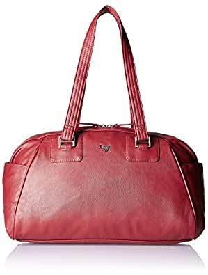 Baggit Women's Shoulder Bag (Scarlet)