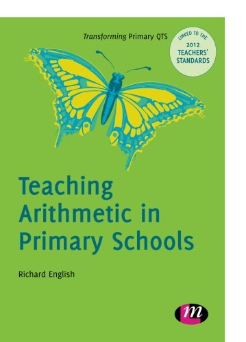Teaching Arithmetic in Primary Schools (Transforming Primary Qts Series)