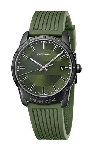 Calvin Klein Evidence K8R114WL Reloj de Pulsera para Hombres