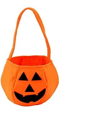 Yingniao Halloween Kürbis Tasche