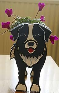 Border Collie Welpe, Pet, Pets, Hund Gartendekoration Dekoration