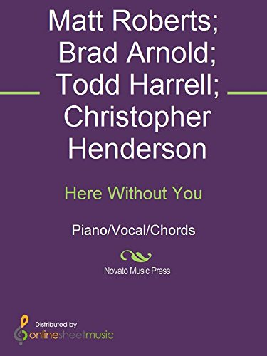 Here Without You eBook: 3 Doors Down, Brad Arnold, Christopher ...