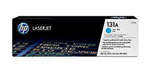HP 131A Toner Cyan Authentique (CF211A)