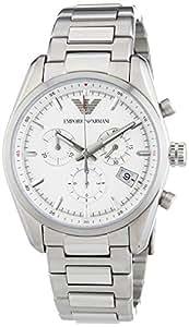 Emporio Armani-Watch Chronograph Quartz Stainless Steel AR6013 XL