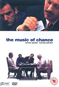 The Music of Chance [DVD]