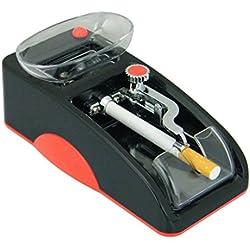 Fulltime Rouleau Automatique électrique de Cigarette d'injecteur de Tabac de machine à rouler (Rouge)
