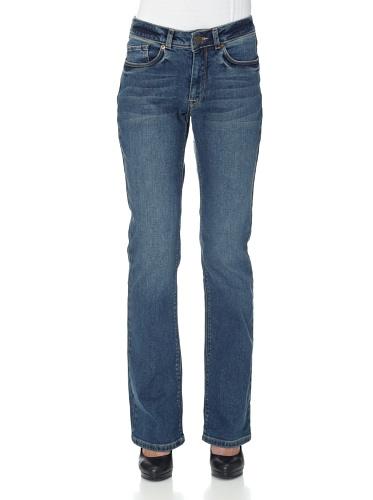 H.I.S Damen Jeans Sunny in verschiedenen Farben und Größen, 531358, HIS-101-10-825 Dark Heavy