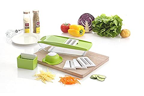 Urban Vegetable Slicer Set - Best Ever 5 in 1