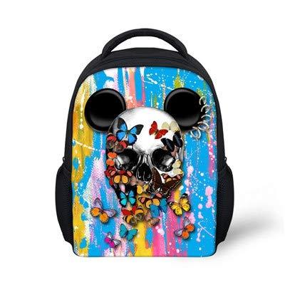 Tiere Mini Bakpacks Netter Hamster Jungen Mädchen Umhängetaschen Kawaii Schulranzen Lässige Schultaschen Für Kinder -1 ()