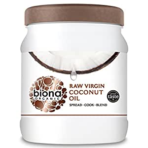 Biona Organic Raw Virgin Coconut Oil 800 g