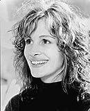 JULIA ROBERTS #3 - Photo cinématographique en noir et blanc- AFFICHE - 60x50cm