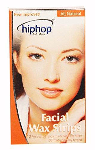 Hiphop Facial Wax Strip - Orange