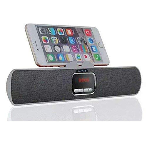 Larkoo Altavoces Manos Libres Inalambrico Bluetooth Aaltavoz Recargable Ultra Portable Mobile Stereo...
