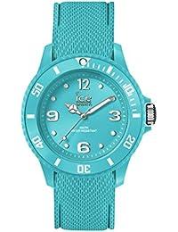 Ice-Watch - ICE sixty nine Turquoise - Türkise Damenuhr mit Silikonarmband - 014763 (Small)