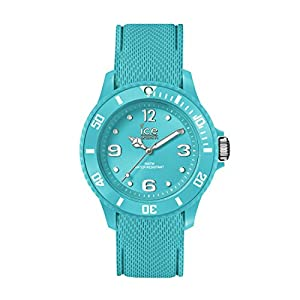 Ice-Watch – Ice Sixty Nine Turquoise – Türkise Damenuhr mit Silikonarmband