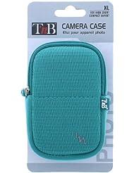T'nB Fun Etui pour Appareil Photo Numérique Turquoise