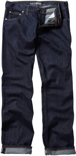 Quiksilver -  Jeans  - Uomo Blu Blue Rinse