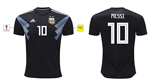 Trikot Herren Argentinien WM 2018 Away - Messi 10 (L)