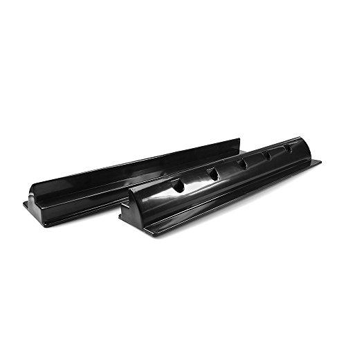 Offgridtec 55cm Spoiler Solar Dachhalterung Heavy Duty schwarz, 1 Stück, 006550