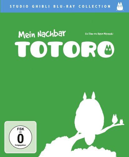 Mein Nachbar Totoro [Blu-ray]