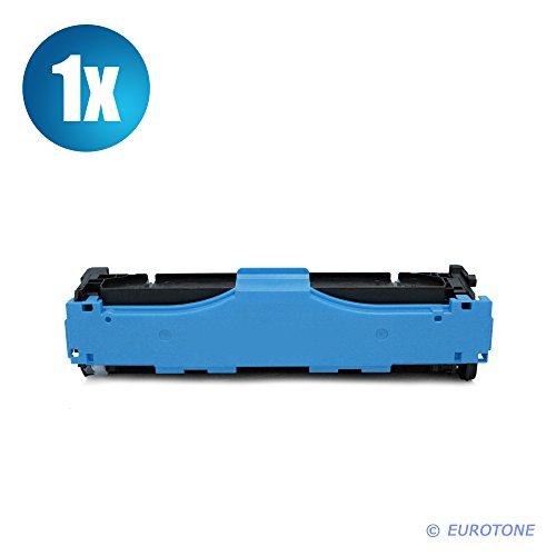 Preisvergleich Produktbild Rebuilt Toner für HP CC531A Cyan HP CLJ Color Laserjet CP 2025 CP2025 CP2025DN CP2025N CP2025X CM2320 CM2320N CP2025 DN N X CC 531 cyan
