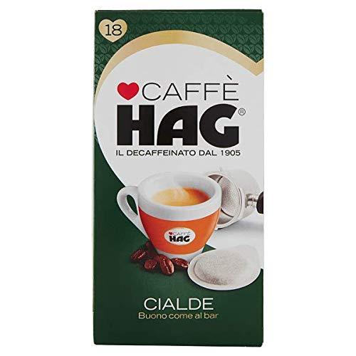 Hag Caffè Decaffeinato entkoffeiniert entscheidende Mischung 18 Kaffeepads