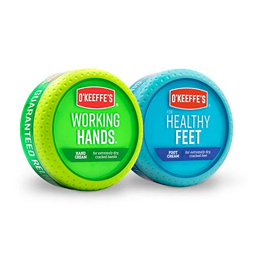 O\'Keeffe\'s Working Hands Cream + Healthy Feet :: Value Pack
