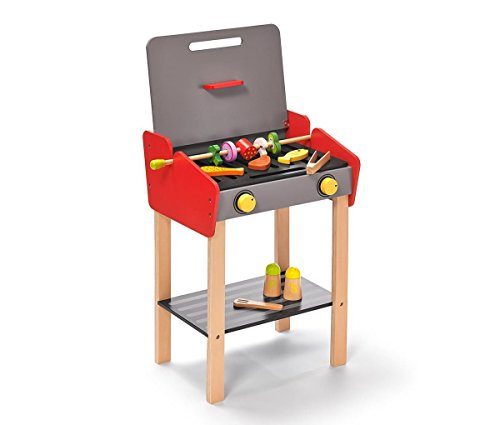 TCM Tchibo Kindergrill Spielgrill Barbecue Grill Spiel Küche Grillwagen
