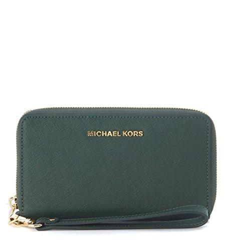 portafoglio-michael-kors-pelle-saffiano-verde-moss