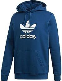 brand new c7e0c bf935 adidas Men s Trefoil Hooded Sweatshirt