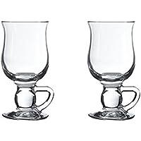 Pasabahce 44159 - Irish Coffee, Punsch, Glühwein, Heiße Schokolade Becher, 2er Set