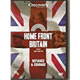 WAR - DISCOVERY CHANNEL - HOME FRONT BRITAIN with JIM CARTER - DEFIANCE & COURAGE - NEW BUT NOT SEALED - VERY COLLECTABLE AND RARE TO FIND
