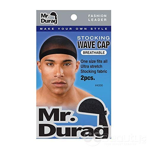 Tools & Accessories Du-rag Caps Superior Quality Stretchable Wrinkle Free 100% Polyeste White Black Classic Color Durag For Men And Women